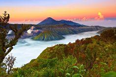 Bromo - Tengger - Semeru National Park by tropicaLiving - Jessy Eykendorp, via Flickr