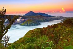 What nature delivers to us is never stale because it has eternity in it. Bromo - Tengger - Semeru National Park by tropicaLiving - Jessy Eykendorp, via Flickr