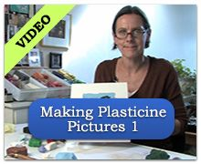Masking Plasticine Pictures 1 Grade 1 Art, Grade 2, Awesome Art, Cool Art, Self Portrait Art, Literacy Day, Plasticine, Author Studies, Kindergarten Art