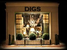 Digs - Nashville, TN stocks my Faux Bois Tabletop Collection