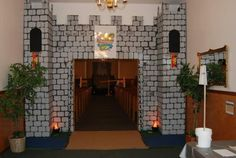 Shrek Jr.Set Design Farquaad's Castle and Fiona's Tower ...