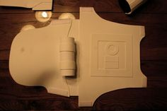 Applying Templates To Foam