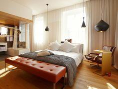 B2 Boutique Hotel & Spa, Zurich, Switzerland : Condé Nast Traveler