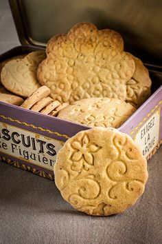 Cómo hacer galletas grabadas