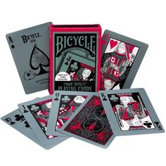 Bicycle Tragic Royalty Playing Cards by Bicycle, http://www.amazon.com/dp/B000YP3BYS/ref=cm_sw_r_pi_dp_-6bRrb0FP5151