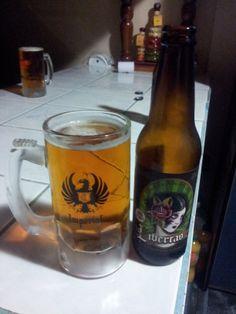 Libertas Tropical Golden Ale, Costa Rica. 4.7%