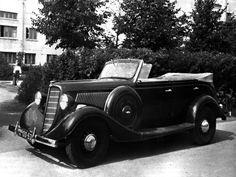 GAZ 11-40 '1938-41 http://en.autowp.ru/gaz/m1/