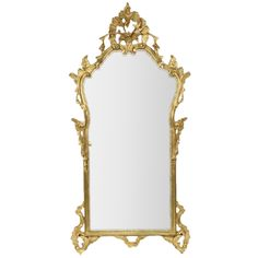 Buy Louis XV Style Gilt Carved Mirror - Mirrors - Accessories - Dering Hall