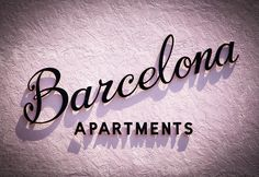 Barcelona Apartments by Shakes The Clown, via Flickr