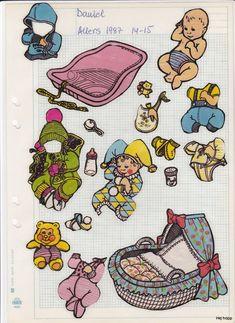 Image result for klippdockor Paper Dolls Printable, Vintage Paper Dolls, Scandinavian, Kids Rugs, Euro, Image, Paper Dolls, Ladybugs, Paper Envelopes