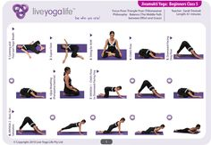 Beginner yoga routine: here some sample yoga routines for beginners - all basic yoga routines help cultivate strength and flexibility. Description from fashionsideas.tk. I searched for this on bing.com/images