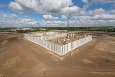 In 'Savings set in concrete', Lewis Evans of Mott MacDonald reports on how Grafham Water Treatment Works in Cambridgeshire has one of the largest precast service reservoirs in Europe. Its completion, using prefabrication techniques instead of traditional in-situ construction methods, was a more economical option for Anglian Water, as well as being better for the environment.