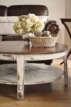 Des meubles blanchis patinés vite faits