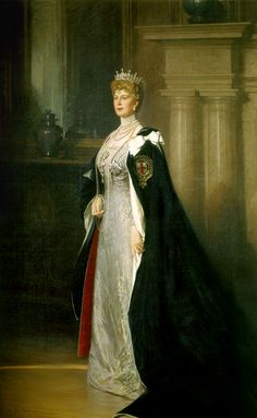 Gods and Foolish Grandeur: The one who gets all the loot - bejeweled portraits of Queen Mary Queen Mary Of England, Order Of The Garter, Queen Victoria Prince Albert, Royal Collection Trust, Isabel Ii, Herzog, British Monarchy, Royal House, Queen Elizabeth Ii