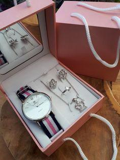 Boite cadeau bijoux bijou avec boucle-Décoration NEUF