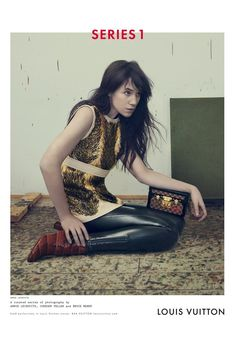 louis vuitton fall 2014 campaign4 A Look at Louis Vuittons Fall 2014 Campaign Shot by 3 Photographers