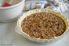 Everyone will love this Chocolate Pecan Pie that is so yummy with all the chocolate chips! Chocolate pecan pie recipe is easy to make. It's sure to impress. Chocolate Chip Pecan Pie, Chocolate Chips, Best Pecan Pie Recipe, Pie Recipes, Baking, Easy, Thanksgiving, Foods, Kitchen