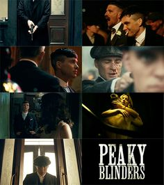 Peaky Blinders - great show with an awesome soundtrack!