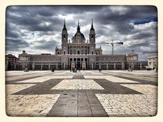 Catedral, Madrid, Spain.