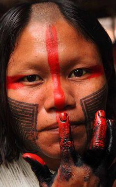 Índia etnia Kayapó - Sök på Google