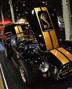 Shelby Cobra - -ℛℰ℘i ℕnℰD by Averson Automotive Group LLC Ford Shelby Cobra, Ac Cobra, Custom Muscle Cars, Custom Cars, Us Cars, Sport Cars, Carros Audi, Transporter, Mustang Cars
