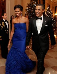 Our Handsome President & Classy First Lady! - Long Hair Care Forum