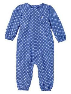 Paddington Bear™ for babyGap star print one-piece | Gap