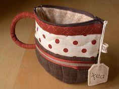 wie originell... ein Teetäschchen für Teetrinker mit Trinkgeld :-)