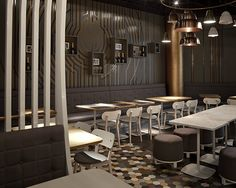 Autogrill restaurant by Creneau Int., Brussels – Belgium » Retail Design Blog
