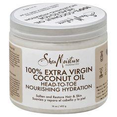 AOneBeauty.com - Shea Moisture 100% Extra Virgin Coconut Oil HEAD-TO-TOE NOURISHING HYDRATION (16oz) , $18.97 (http://www.aonebeauty.com/shea-moisture-100-extra-virgin-coconut-oil-head-to-toe-nourishing-hydration-16oz/)