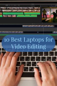 Whether you're a film student or a video pro, you don't need a studio to make a rough cut in the field. Here are our top picks for laptops that can breeze through video editing. Top Laptops, Laptops For Sale, Best Laptops, Laptop Screen Repair, Laptop Storage, Latest Laptop, Laptop Stand, Computer Technology, Chakra Healing