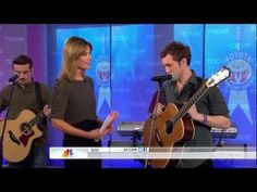 Phillip Phillips on Today Show, Presented with His Platinum Record 8/28/12 - HD