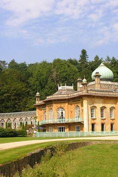 Wedding Location: Sezincote, Gloucestershire