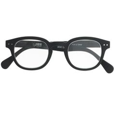 2b5d335167 Crew - Letmesee Reading Glasses C Black
