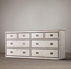 Marseilles 8-Drawer Dresser