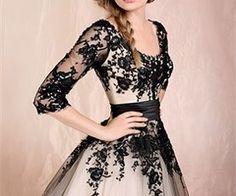 Lace vintage dress :)