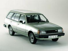 Mazda 323 Station Wagon (1980 – 1986).