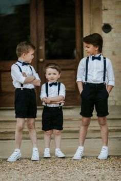 The Best Wedding App Recommended Flower Girls and Page Boys Peg Wedding Outfit For Boys, Wedding With Kids, Gifts For Wedding Party, Baby Boy Outfits, Kids Outfits, Baby Dress Design, Page Boy, Photo Couple, Wedding Prep