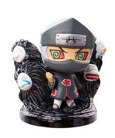 Naruto Shippuden Petit Chara Land Naruto & Akatsuki ( Kakuzu )  Naruto - Anime / Manga / Game Figuren - Hadesflamme - Merchandise - Onlineshop für alles was das (Fan) Herz begehrt!