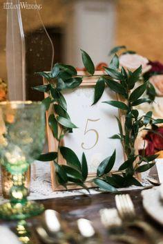 Romantic Spanish-Inspired Wedding With Greenery | ElegantWedding.ca