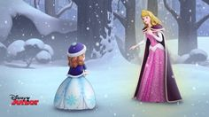 Aurora on Sofia the First