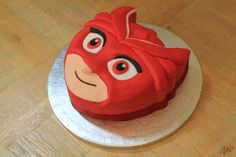 Recently had a go at cake decorating for my niece's 4th birthday. This is a 3 layered chocolate sponge cake, shaped and decorated to look like Owlette from her favourite TV program PJ Masks. …