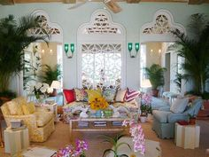 Florida Living Space