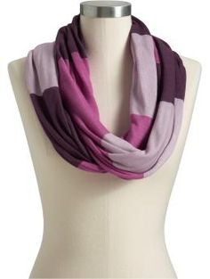 just got this scarf & can't wait for the cooler weather so I can start wearing it!