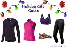 We have you covered if you are wondering what to get your favorite runner girl this Christmas! Check out our Holiday Gift Guide.