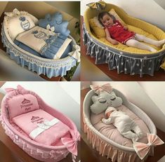 Image gallery – Page 686306430693593065 – Artofit Elegant Baby Shower, Baby Sewing Projects, Baby Bassinet, Baby Pillows, Baby Boy Shower, Baby Items, Baby Room, Baby Kids, Shower Ideas