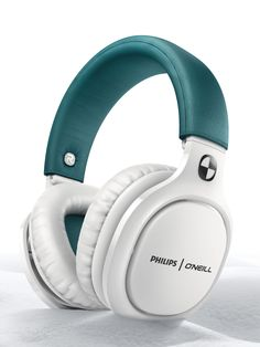 PHILIPS I O'NEILL headphone 2013 SHO5300WH