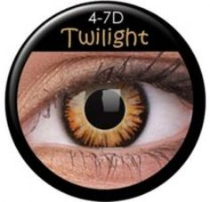 Remis en stock / Back in stock: Contact lenses eclipse Werewolf Phantasee (annuals) Prix: Cat Eye Contacts, Green Contacts, Halloween Contacts, Prescription Contact Lenses, Prescription Colored Contacts, White Contact Lenses, Eye Contact Lenses, Twilight, Cat Eye Colors