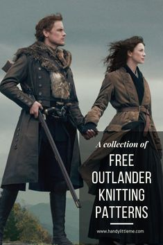 Take A Look At This Collection Of Outlander Knitting Patterns ! schauen sie sich diese sammlung von outlander-strickmustern an ! jetez un oeil à cette collection de modèles de tricot outlander Outlander Knitting Patterns, Knitting Stitches, Knitting Patterns Free, Knit Patterns, Free Knitting, Baby Knitting, Easy Knitting Projects, Knitting For Beginners, Outlander Tv Series
