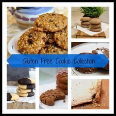 Country cottage musings...: Who stole the cookie from the cookie jar? #glutenfreecookiecollection #thenewpinfest